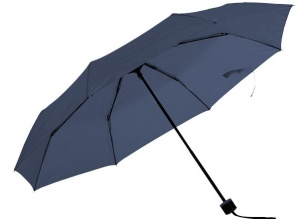 Free and Easy umbrella foldable 52 cm grey