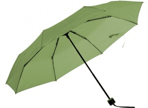 Free and Easy umbrella foldable 52 cm green