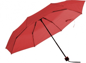 Free and Easy umbrella foldable 52 cm red