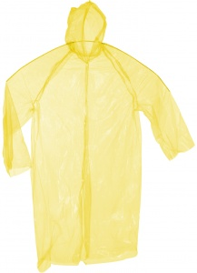 Free and Easy imperméable taille unique unisexe jaune