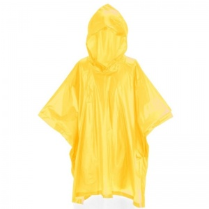 Free and Easy rainponcho junior one size yellow