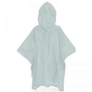Free and Easy rainponcho junior one size transparent