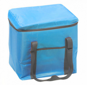 Fresh & Cold cooling bag 24 litres 35 cm polyester blue