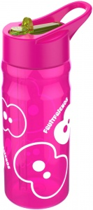 FruitFriends drinkfles Sport 500 ml dames roze