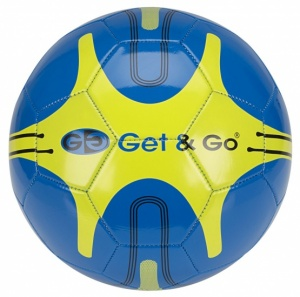 Get & Go Football GNG - 360 Blue / Yellow / Black size 5