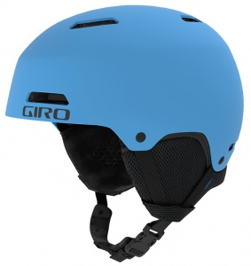 Giro ski helmet Crue junior matt blue