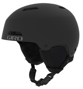 Giro ski helmet Crue junior matt black