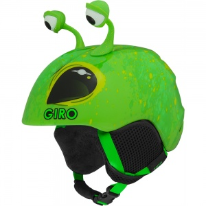 Giro ski helmet Launch Plus junior bright green