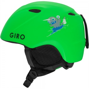 Giro ski helmet slingshot junior matt green