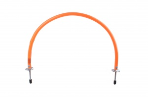 Gorilla Training Outdoor Training Arcs orange 5 pieces