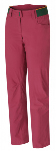 Hannah outdoorbroek Nicole dames synthetisch rood