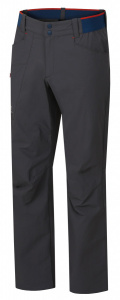 Hannah Niguel men's synthetic dark grey outdoor trousers