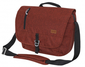 Hannah shoulder bag MB 14litre polyester brown