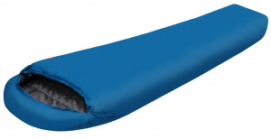 Hannah sleeping bag Biker W 120 ladies right -8°C 230 cm blue