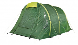 Hannah tent Barrack 4 Air 4-persoons 410 cm polyester groen