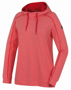 Hannah pullover Tyla ladies cotton/elastane pink