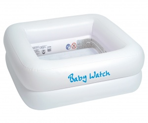 Happy People inflatable pool WehnckeBabywatch ø80 x 30 cm white