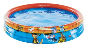 Happy People inflatable pool Wehncke Down Under120 x 24 cm