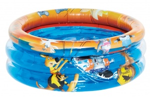Happy People inflatable pool Wencke Down Under70 x 25 blue