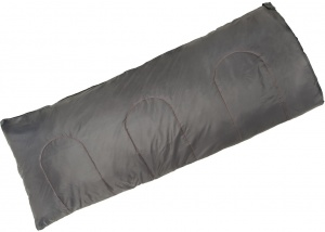 Happy People sleeping bag duvet 180 x 75 cm grey