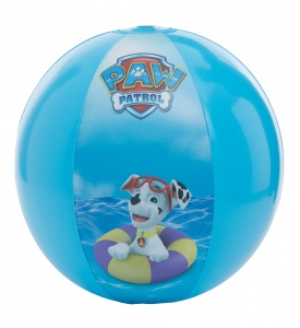 Happy People strandball Paw Patrol29 cm blau