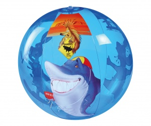Happy People strandball Wehncke Down Under40 cm blau