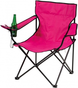 Happy People folding chair pink 54 x 55 x 80 cm