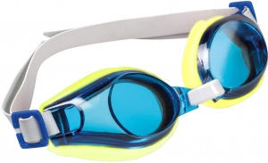 Happy People schwimmbrille Junior 17cm gelb