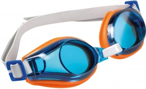 Happy People schwimmbrille Junior 17cm orange