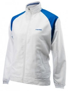 Head tennisjack Club Cooper junior wit/blauw