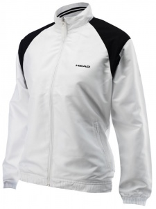 Head tennisjack Club Cooper junior wit/zwart