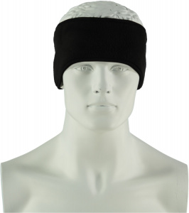 Heat Keeper headband thermo men's polyester black one-size