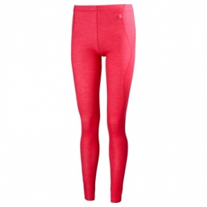 Helly Hansen Baselayer Warm Pant Dames Broek Rood
