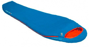 High Peak sleeping bag Hyperion Light 8 nylon 210 x 75 cm blue