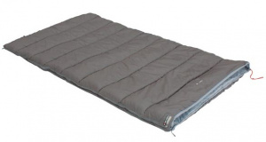 High Peak sleeping bag Tay 8 polycotton 100 x 200 cm grey/blue