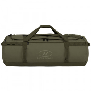 Highlander kitbag Storm 120 litres 90 x 37 cm polyester army green
