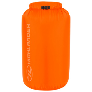 Highlander lightweight drysack 80 Liter orange