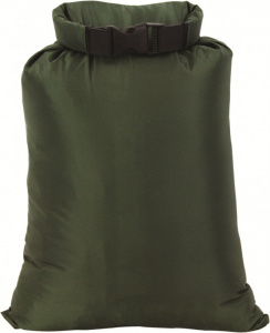 Highlander lightweight drysack 8 Liter army green