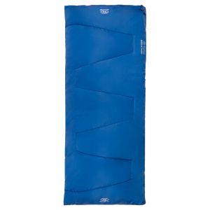 Highlander sleeping Sleepline 250 Envelopbag 185 cm polyester blue