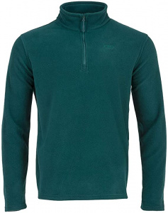 Highlander trui Ember heren fleece groen
