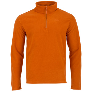 Highlander trui Ember heren fleece oranje