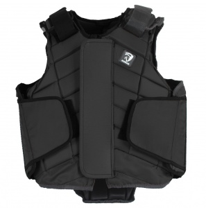 HORKA bodyprotector FlexPlus junior zwart