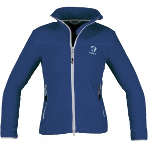 HORKA Fleecevest Sunshine junior blauw