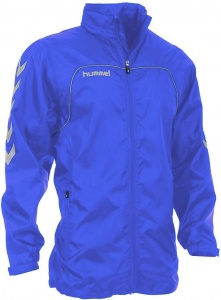 Hummel sports jacket Corporate windproof/water-repellent blue