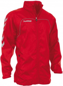 Hummel sportjack Corporate winddicht/waterafstotend rood