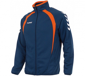 Hummel veste de sport Team Top Full Zip junior polyester denim