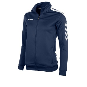 Hummel sports Valencia Top Full Zipjacket ladies navy
