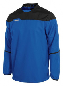 Hummel sportsweater Authentic AW Top heren polyester blauw