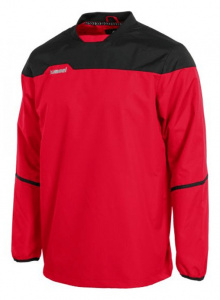 Hummel sportsweater Authentic AW Top heren polyester rood