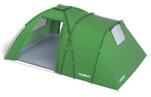 Husky familietent Boston Dural 5-persoons polyester groen